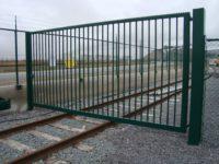 poort over spoor